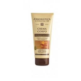 Body cream with Vitamin E...