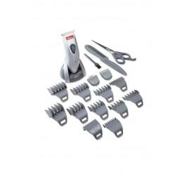 Compact hair clipper