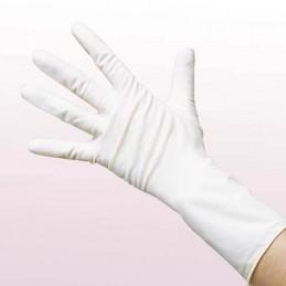 Vinyl gloves, large