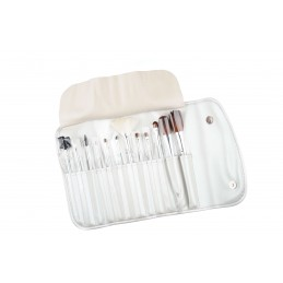 Make-Up brush set (12 pieces)