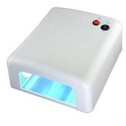 LED+UV lamp / , 4*9 wat