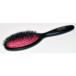 Hair brush for combing, and...