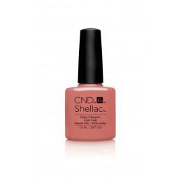 Shellac nail polish - CLAY...